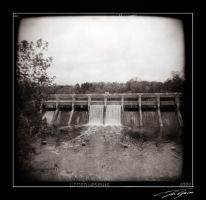 holga dam by electricjonny