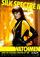 Watchmen Silk Spectre Poster by Alecx8