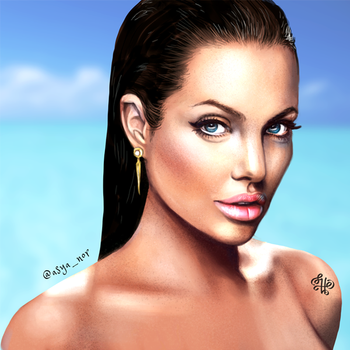 Angelina by AsyaNor