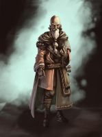 Settle Forge Chracter by Domen-Art