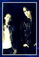 JB feat JS - Never Say Never by Jocy-007