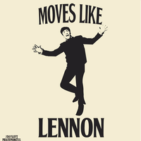 Moves Like Lennon by 7daysleft