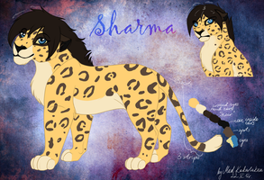 Sharma Character Sheet by MadKakerlaken