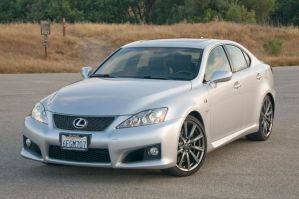 Lexus IS F by TheCarloos