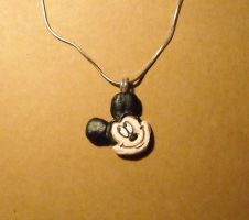 Mickey Charm by halismi