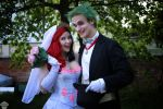 Harley Quinn and Joker [Wedding ver.] 2 by ThePuddins