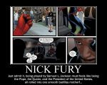 Motivation - Nick Fury by Songue