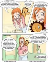 Orihime gains weight page 1 by Satsurou