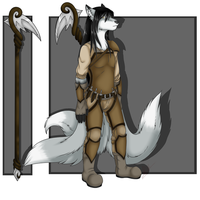 Commission - Caleb ref by Kaito-Fletcher