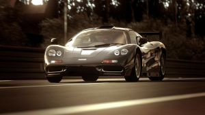 McLaren F1 - Mulsanne Straight by MercilessOne