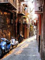 The Streets of Italy by Lilleninja
