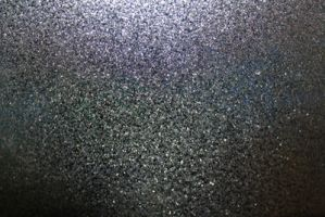 Silver Glitter Texture Stock by stocktextures