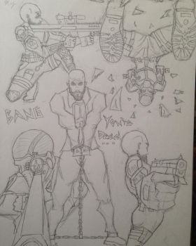 Deadshot/Will Smit Suicide Squad Tribute by MichaeltheArchangel1