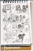 Spontaneous Comic Idea 02 by PsychedelicMind
