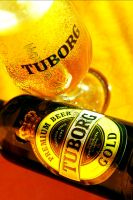 Tuborg gold by demony