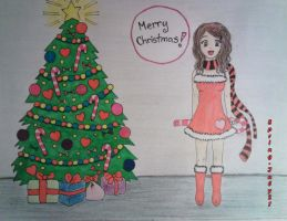 Merry Christmas by Spring-Iuly21