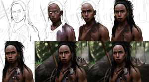 Apocalypto - Work in process by Crystalcoomber