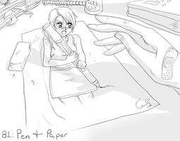 81: Pen and Paper by Alethea-sama