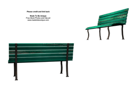 free stock 3d bench model pics by madetobeunique