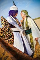MAGI - The world in our dreams. by Hikari-Kanda