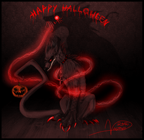 Halloween by Vongrell