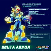 X Delta Armor by MegaPhilX