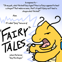 FAIRY. TALES. by DragonwolfRooke