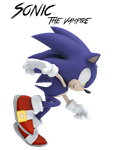 .:Sonic The Vampire:. by Xbox-DS-Gameboy