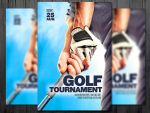 A Premium Golf Flyer / Golf Tournament (2 in 1) by platinumflyers