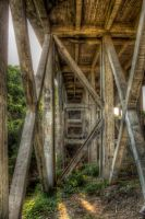 Underpass Dream HDR by joelht74