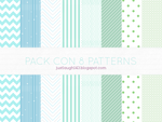 Segundo Pack de Patterns by JustLaugh143