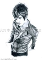 Brendon Urie by TheDragonofDoom