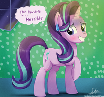 Starlight -Profile- (Ver. 2) by The-Butcher-X