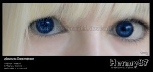 Alice's eyes - purity by Hermy87