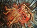 'When Mother got angry' by suzzan-blac