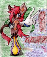 AT: Molley Ketty :: colored :: by CVA123