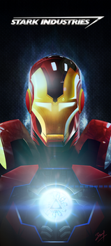 The truth is... I AM IRONMAN!!! by devianchild