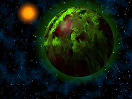 Planet Krypton by Yowan2008