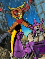 Galvatron VICTORIOUS by wordmongerer