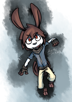Rusher Is Back by cjcat2266