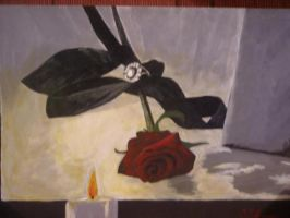 phantom of the opera rose by child-of-lolth