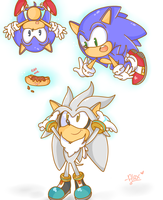 Don't even try Sonics. It's no use! by chibiirose