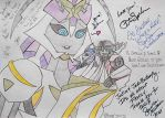 Auto Assembly 2015 - My Signed Pic For The Guests by HealerCharm