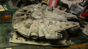 Millenium Falcon 018 by THE-WHITE-TIGER