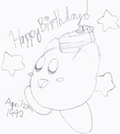 Happy Birthday u marshmallow by Cassie1083