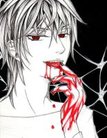 Give me your blood by RedSeroja