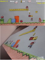 Super Mario World by TheXHunter08