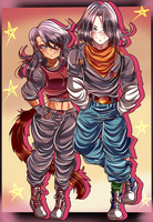 C: Power Coupleee by dbz-senpai