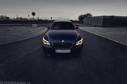 BMW E60 M5 by CypoDesign