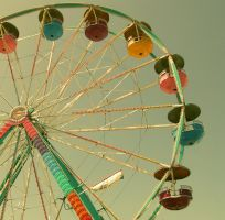 Farris wheel by myartformmachines